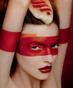 The Wonders of The World by NARS for VOLUME Magazine