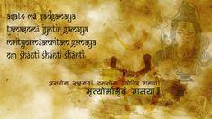#asathoma #sadgamaya #song #shantimantra #chant #mantra #sanskrit #shantipath - Asatoma Sadgamaya (shanti mantra): lyrics and meaning