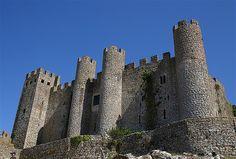 Castelo de Óbidos . What a trip to be able to walk through very part of it