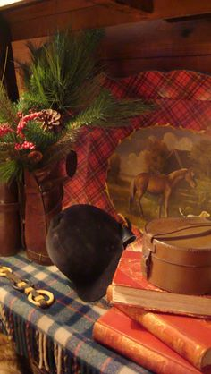 The Polohouse: The Tack Room