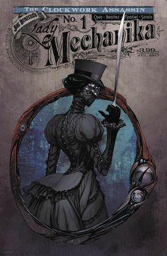 Lady Mechanika: The Clockwork Assassin # 1