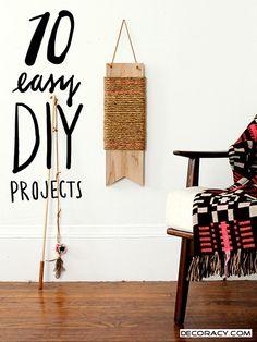 Ten Straightforward DIYs For Summer Break - http://www.decoracy.com/interior-decor/ten-straightforward-diys-for-summer-break.html