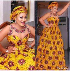 African maxi dress / African print / Ankara dress / African clothing for women / African prom dress / African wedding dress / African dress African American Fashion, African Fashion Ankara, Latest African Fashion Dresses, African Print Fashion, Africa Fashion, African Prints, Dress Fashion, Ghanaian Fashion, African Attire