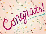 Congratulations POORI