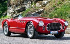 1952 Ferrari 225 Sport Spyder 'Tuboscocca' Carrozz...