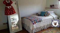 Juego de cama tejido a crochet exclusivo Tutitas Tejedoras