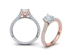Engagement ring,platinum.gold,wedding ring,gift,diamond,jewelry,women,handmade by NsPlatinumDesign on Etsy Classic Engagement Rings, Diamond Engagement Rings, Solitaire Ring, Diamond Rings, Diamond Jewelry, Gold Rings, Jewelry Model, Jewelry Trends, Jewellery Designs