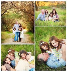 Cute family photo ideas