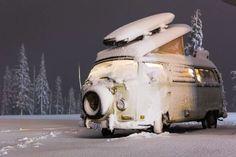 Extrem camper