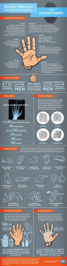 7 Things Your Hands Say About You - PositiveMed