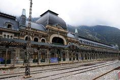 Estación de Tren de Canfranc