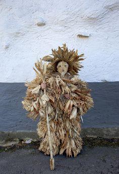 Máscaras de la Vijanera de Silió, Molledo, Cantabria 2014.