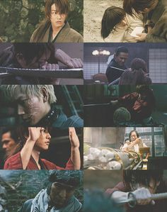 Rurouni Kenshin Live Action <3