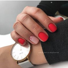 The Effective Pictures We Offer You About DIY for Dogs treats A quality picture can tell you many th Stylish Nails, Trendy Nails, Shellac Nails, Glitter Nails, Cute Acrylic Nails, Cute Nails, Short Red Nails, Hair And Nails, My Nails