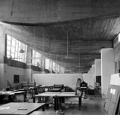 Le Corbusier, Cemal Emden · École d'Art et d'Architecture