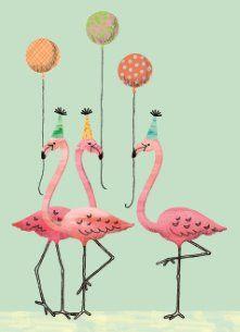 Er Staat Een Flamingoparty Gepland Wie Is Er Gek Op Flamingos
