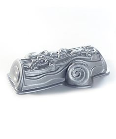 Take a look at this Nordic Ware Silver Yule Log Pan by Holiday Baking Collection on #zulily today!