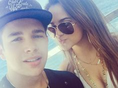 Becky G And Austin Mahone's Cutest Pics