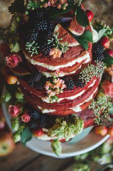 Rustic Autumnal English Country Garden Wedding Inspiration by Heline Bekker   BLOVED Blog
