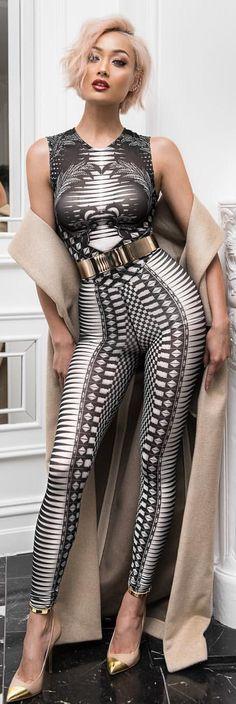 Tues-slay // Jumpsuit @fashionnova // Fashion by Micah Gianneli