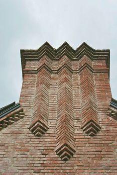 JBBrickworks, Inc : A Hardscape Masonry Company Brick Masonry, Brick Facade, Brick Architecture, Architecture Details, Brick Design, Exterior Design, Brick Art, Solid Brick, Brick Construction