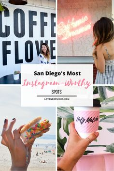 San Diego is an Instagrammer's paradise. I've put together some of my favorite San Diego Instagram-worthy spots. Check them out!