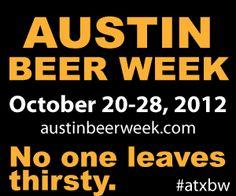 Austin Beer Week continues with anniversaries this weekend