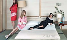 Chanel Campaign SS 2013