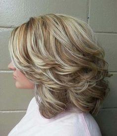 Medium Length Hair Pictures