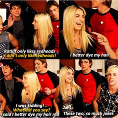 So much Rydellington in that interview... to me rocky for rydellington ross his sort of riker no way