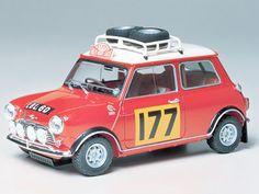Tamiya Morris Mini Cooper 1275S Rally Kit 24048 | Hobbies
