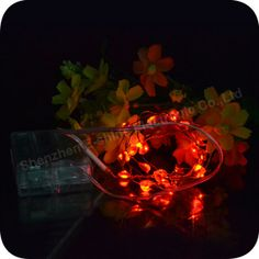 Hot sale Battery Operated Flower String Lights, View Hot sale Battery Operated Flower String Lights, ES Product Details from Shenzhen E-Shin...