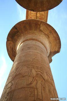 Visitar Luxor, Guia de Viagem - Dicas, Roteiros, Mapas, Fotos