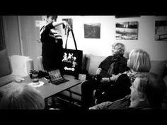 SenioriVerkko SeniorSurffaa 2014 - YouTube-video on tehty iPadilla Replay-sovelluksella. Valmiiseen pohjaan voi lisätä videoita, kuvia ja tekstiä, elokuva syntyy nopeasti.