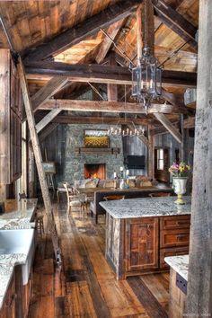 8 rustic log cabin homes design ideas