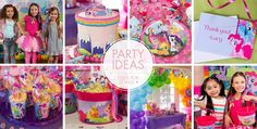 My Little Pony Party Supplies – Party Ideas, Click For Details!