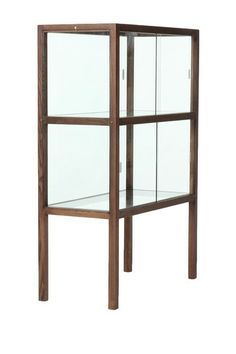 Rogaland Curio - Walnut by Mid Century Classics From Control Brand on @HauteLook
