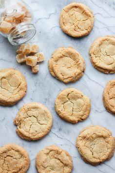 Triple Ginger Cookies | The Chef Next Door #MilkMeansMore