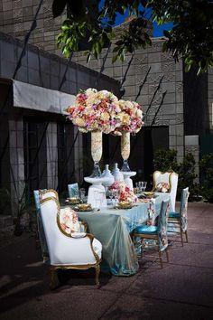 Luxury Champagne Brunch - Versailles Style