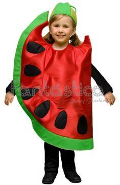 Disfraces para niñas de flores, frutas y verduras, disfraces baratos para niñas, carnaval, halloween - Tienda Esfantastica