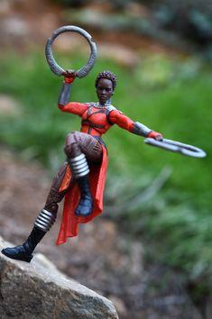 Hasbro: Marvel Legends Black Panther Movie Figures | The Fwoosh