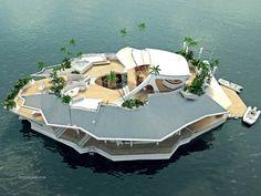 orsos man-made island