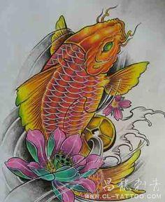 All About Art Tattoo Studio Rangiora. Geisha Tattoos, Koi Fish Drawing, Fish Drawings, Japanese Tattoo Art, Japanese Tattoo Designs, Koi Art, Fish Art, Pez Koi Tattoo, Tattoo Ink