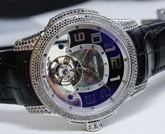 Ateliers DeMonaco Tourbillon Carre Und Ronde Uhren Hands-On - Uhr Trends High End Watches, Fine Watches, Cool Watches, Luxury Watches, Rolex Watches, High End Watch Brands, Most Popular Watches, Watch Blog, Tourbillon