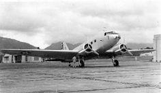 February 19, 1934: The Douglas DC-1 makes record coast-to-coast flight, Los Angeles to Newark, N. J., 13 hours, 4 min.