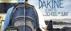 Ganha viagem à neve com o regresso às aulas da Dakine