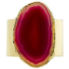 Nordstrom Rock Solid Agate Cuff Bracelet $25 - sold out!