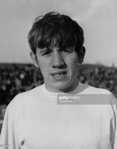 1971. Blackpool midfield great Tony Green returned from an anterior cruciate ligament injury to find his best form and a Scotland call up.