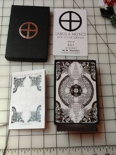 Tabula Mundi Tarot ~comprar aqui