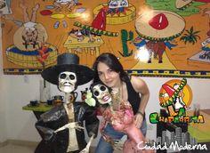 Disfruta del 10% de descuento en La Chaparrita - Ver condiciones en www.ciudadmoderna.com